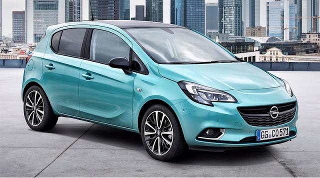 Opel Corsa Manuel 2017