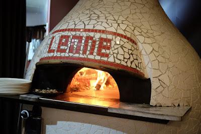 鳥取 Pizzeria Leone (ピッツェリア レオーネ)ナポリ直輸入の石釜