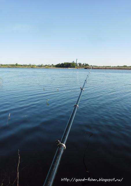 Рыбалка на Кубене