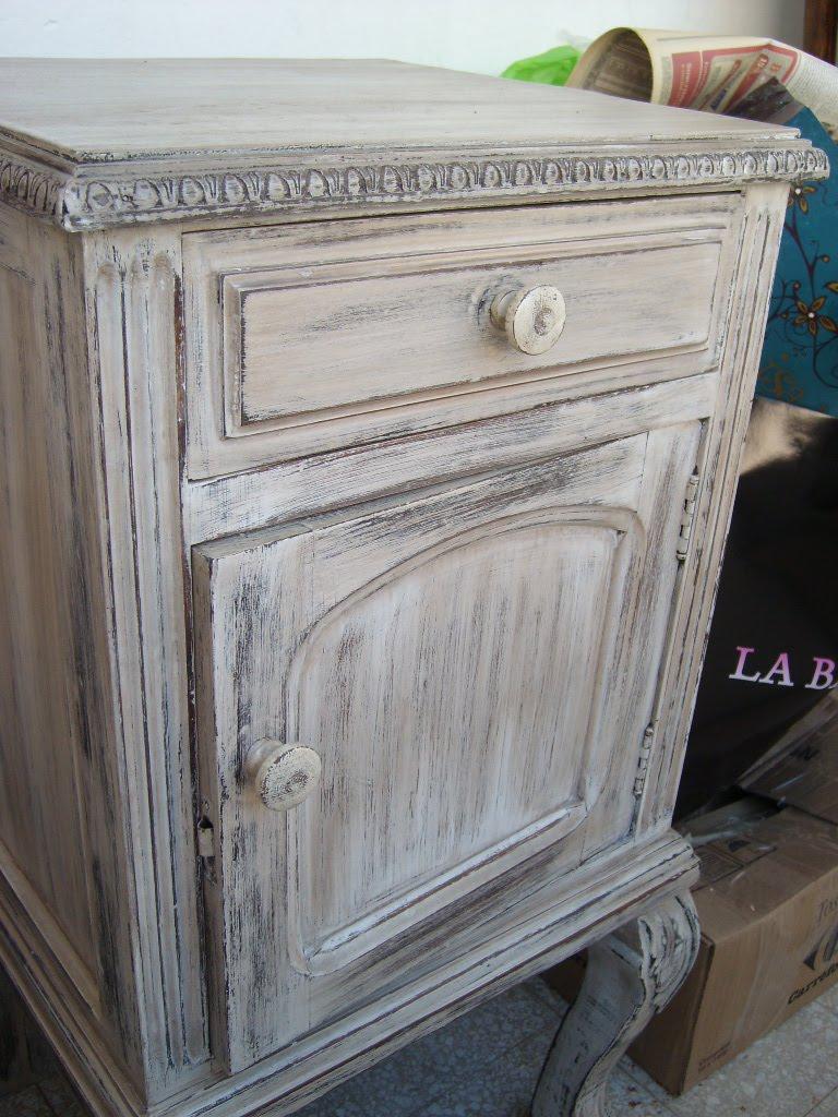 Mueble Muebles Jardin Funes Galer A De Fotos De Decoraci N Del  # Muebles Patinados En Blanco