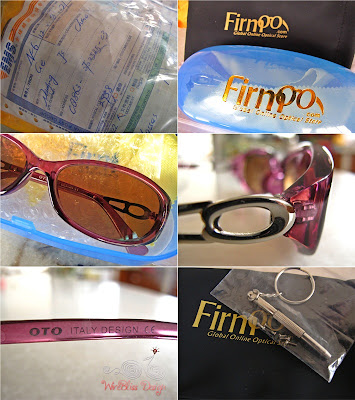 wirebliss with firmoo sunglasses