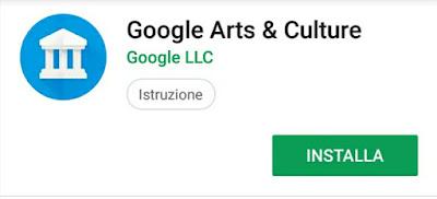 Arte google musei
