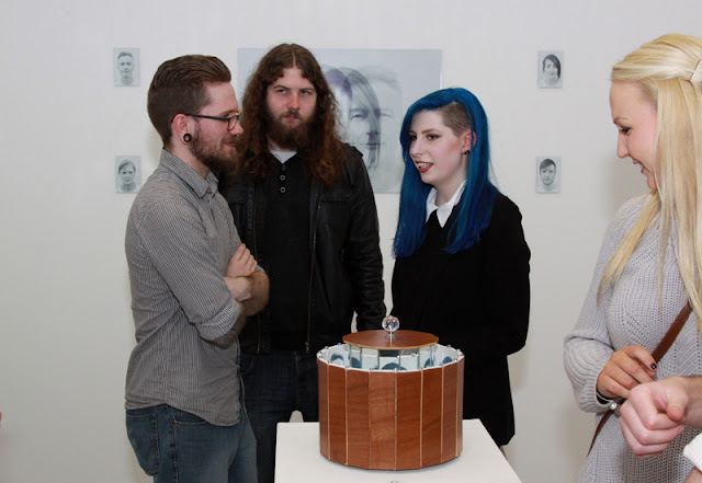 Waterford IT art degree show 2015