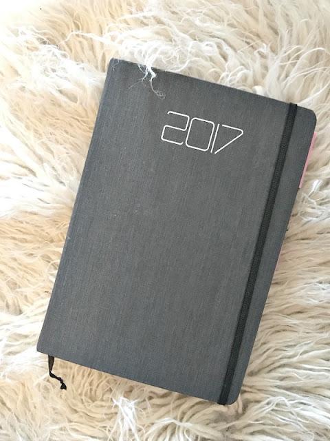 2017 Paper Planner - Ioanna's Notebook