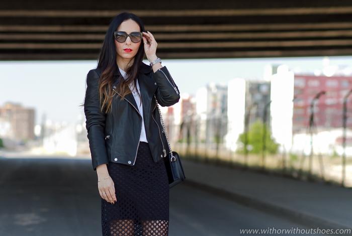 Blogs de moda mujer de Valencia España con looks estilo urban chic