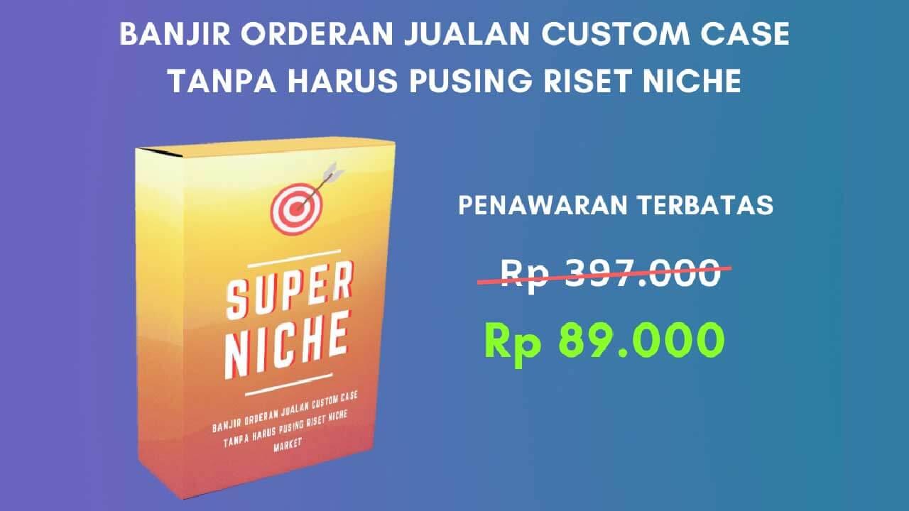 Super Niche Potensial Dan Design Mentahan Untuk Custom Case