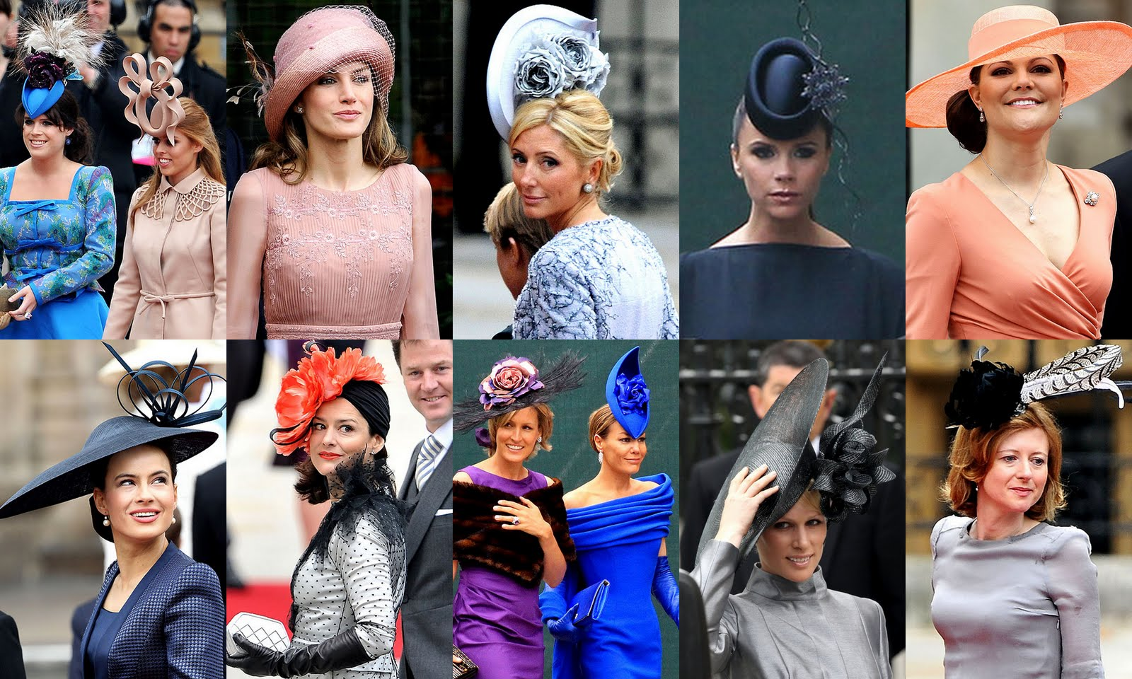 Royal Wedding Hats  d448e1451c4