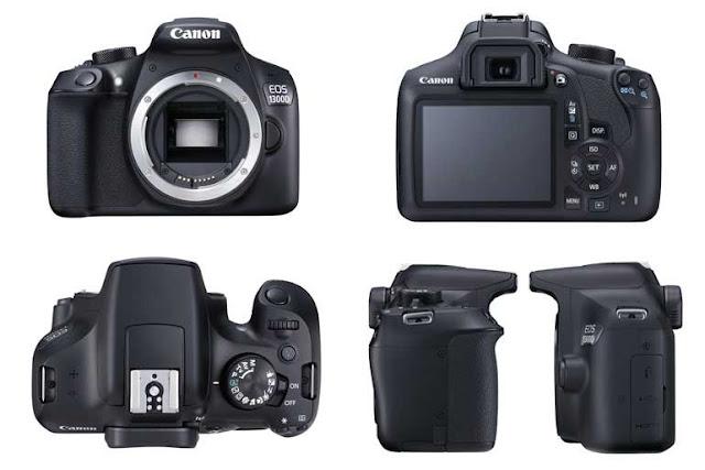 Spesifikasi Dan Harga Kamera Canon EOS 1300D