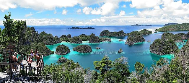 Piaynemo Waigeo Papua