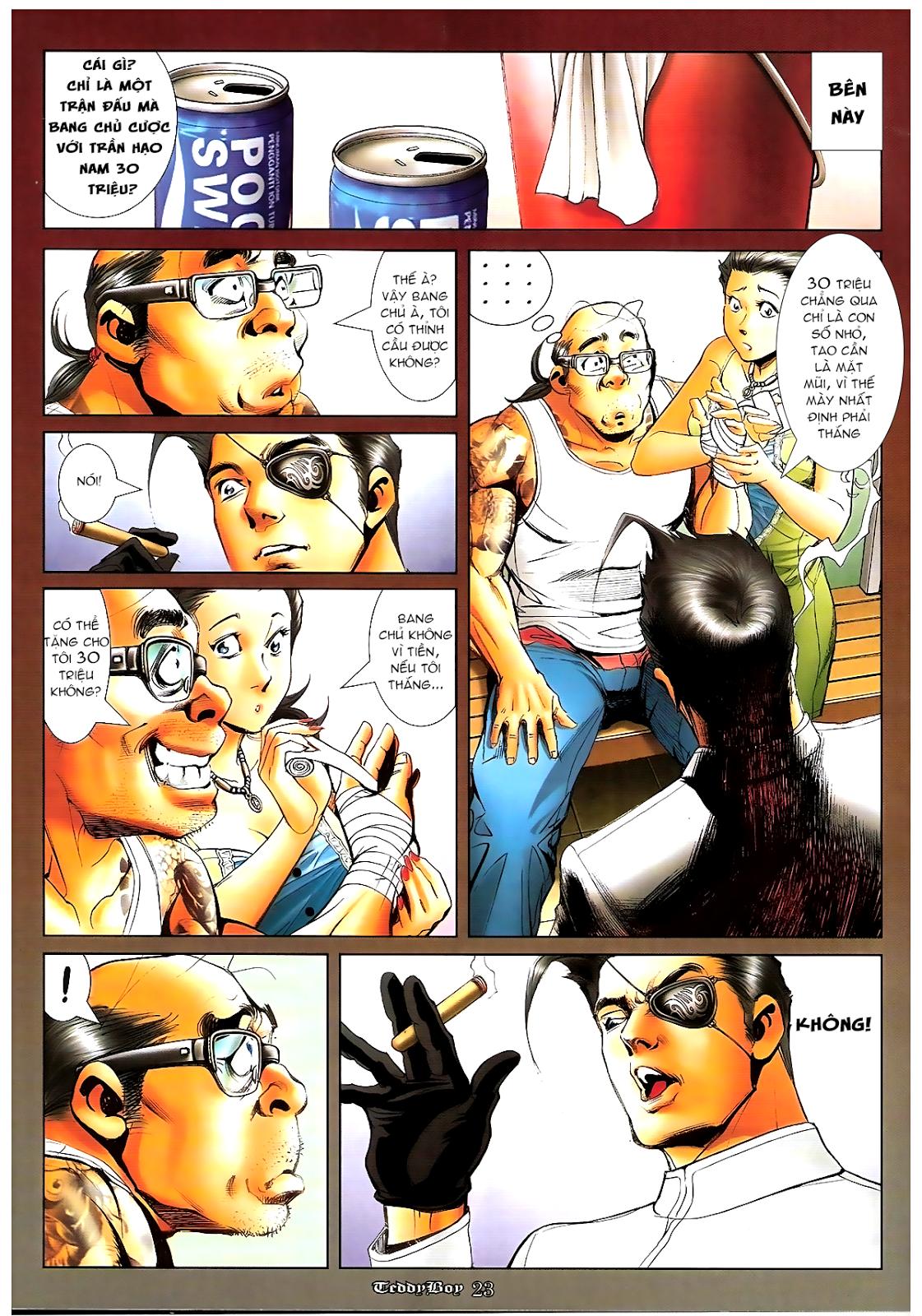 Người Trong Giang Hồ - Chapter 1199: Canh bạc - Pic 20