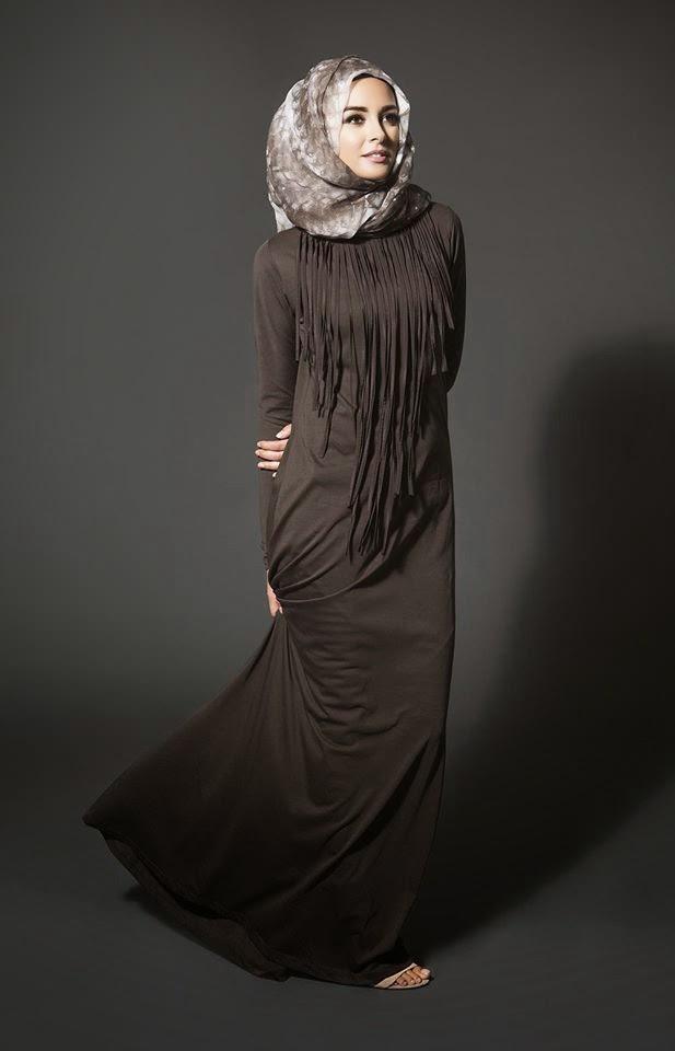hijab moderne tendance hijab hiver 2014 hijab et voile mode style mariage et fashion dans l. Black Bedroom Furniture Sets. Home Design Ideas