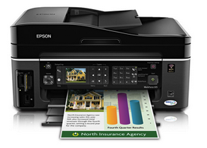 Epson WorkForce 615 Drivers & Software Download
