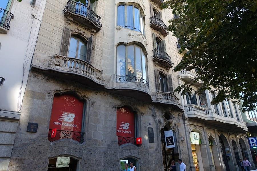 Casa Miquel A. Fargas