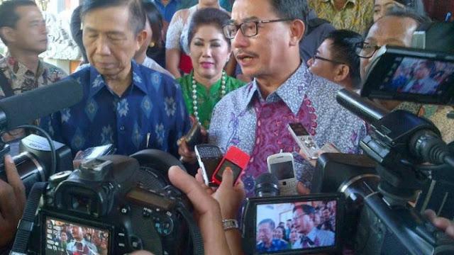 Jokowi Klaim Tidak Ada Pembagian Lahan Besar di Masanya, BPN Sindir Proyek Reklamasi
