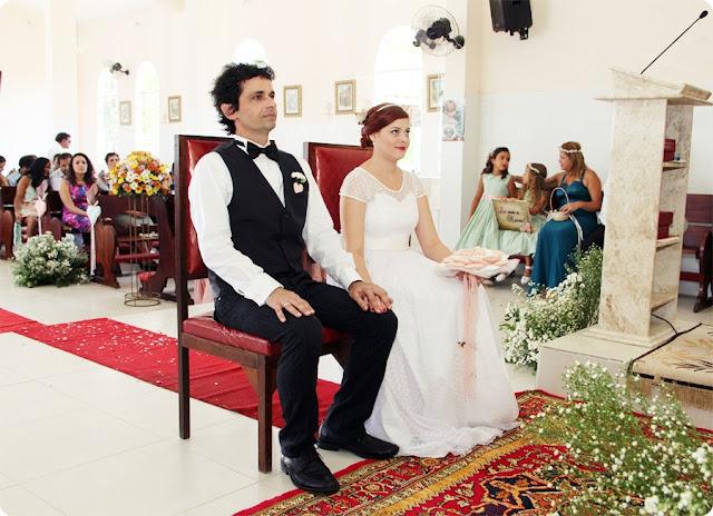 casamento retrô dia