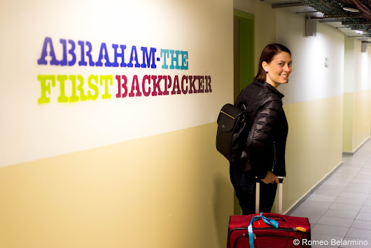 A First Time Hostel Experience with Israel's Abraham Hostels