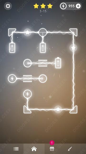 Laser Overload [Intermediate] Level 3-13 Solution, Walkthrough, Cheats
