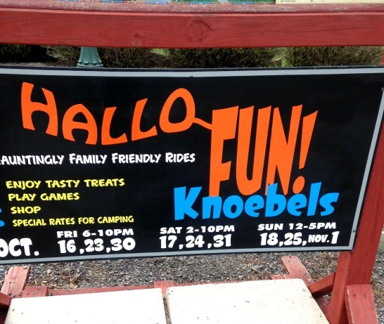 Knoebels Amusement Park in Elysburg Pennsylvania