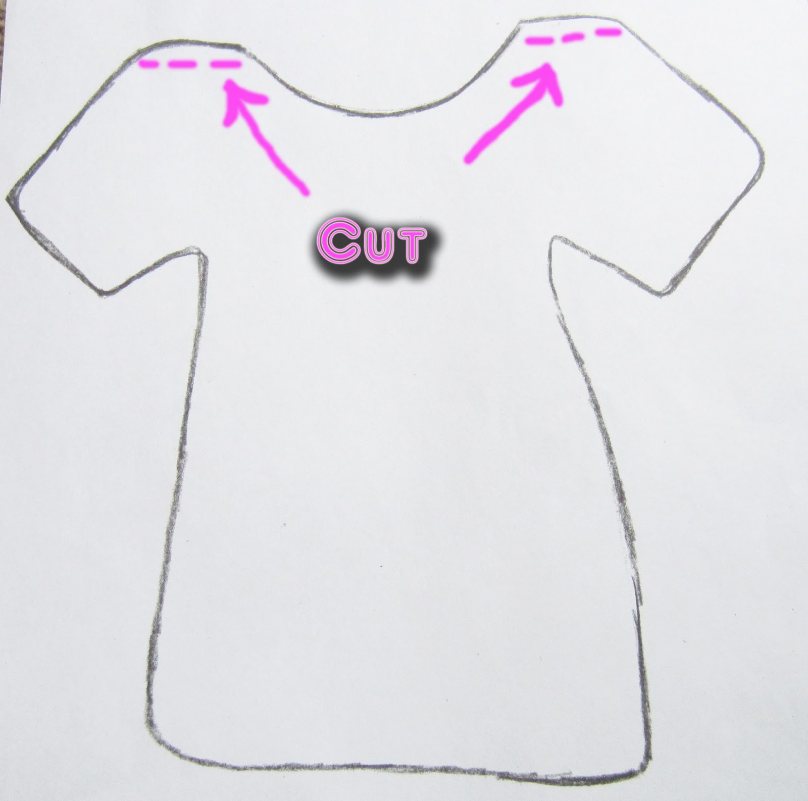 EasyMeWorld: How To Style Your T-Shirt - 4 Styles