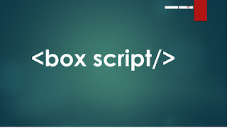 Cara Membuat Kotak Script Keren di Postingan Blog