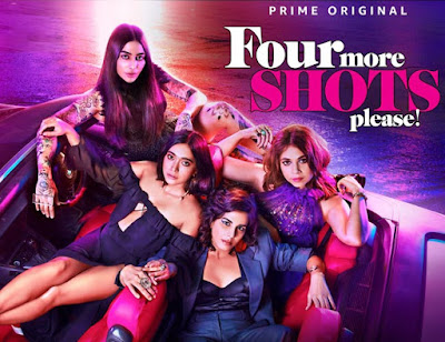 Four More Shots Please 2019 Hindi Complete WEB Series 720p HEVC x265