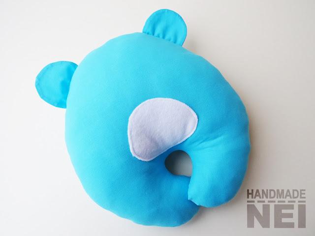 """Handmade Nel: Играчка мече """"Точко"""""""