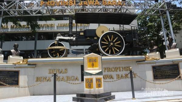 Sering Terlupakan! Inilah 5 Monumen yang Terdapat di Kota Bandung