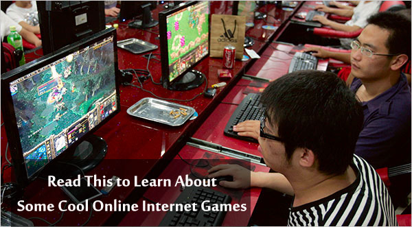 Online Internet Games