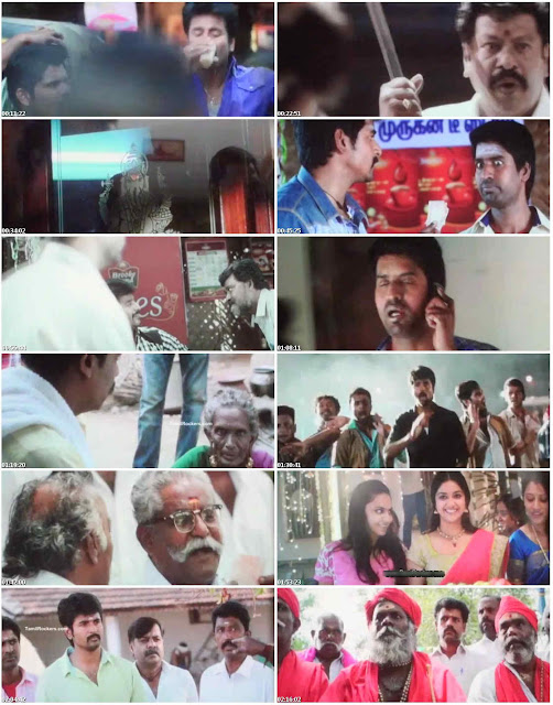 Rajini Murugan 2016 Tamil Movie DVDRip Download