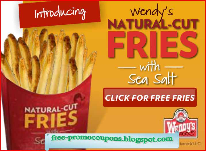 Wendy's restaurant coupons