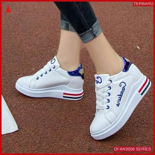 DFAN3006S75 Sepatu Ot 02 Sepatu Wanita Casual Sneakers BMGShop