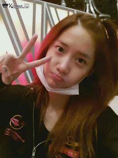 Foto Terbaru YoonA SNSD Tanpa Make Up