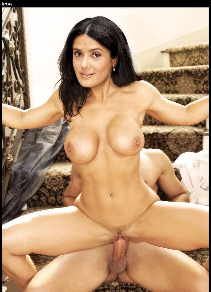 Salma hayek hot naked fuck suck opinion you