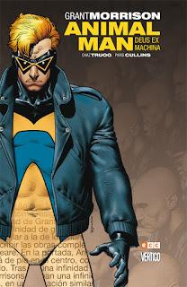 Animal Man #3 Deus Ex Machina