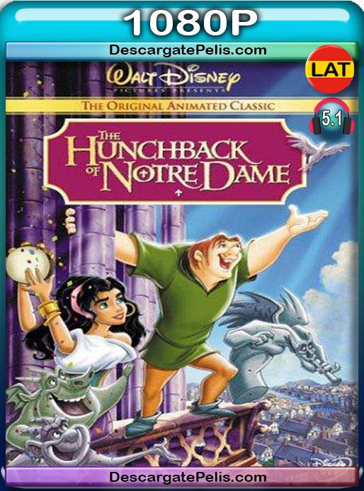 El jorobado de Notre Dame (1996) 1080P BRrip Latino – Ingles