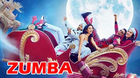 Zumba Lyrics & Video Song | Good Newwz Movie