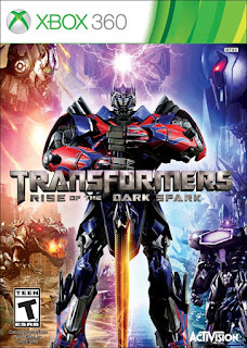 Transformers Rise Of The Dark Spark (XBOX360)