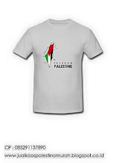 Kaos Palestina Murah
