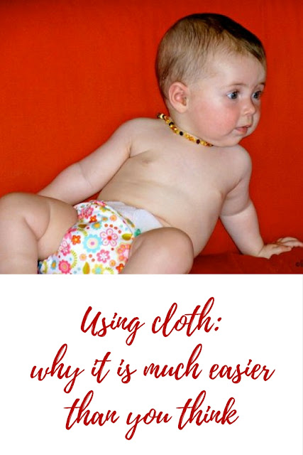 Using cloth diapers with your kids: some tips to get started