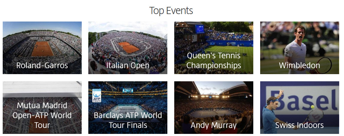 Tennis Tickets - Europe Resell Viagogo