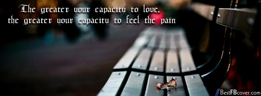 sad facebook cover photos quotes about life - photo #31