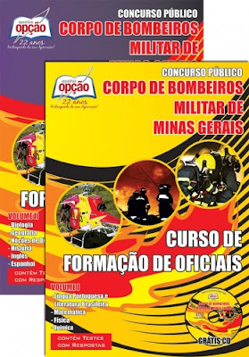 Apostila Bombeiros-MG CFO 2019