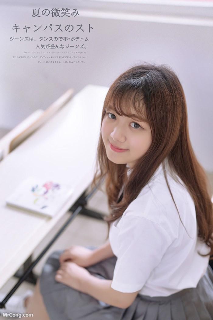 Image School-girls-by-Ronnie-MrCong.com-045 in post Những cô nàng nữ sinh xinh đẹp mê mẩn người xem chụp bởi Ronnie (96 ảnh)