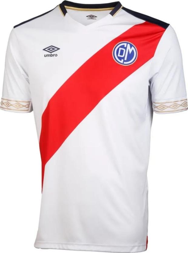 3049fdcce0 Umbro lança as novas camisas do Deportivo Municipal - Show de Camisas