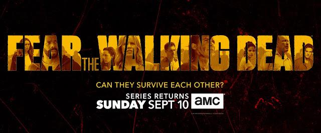 Fear the Walking Dead (midseason banner)