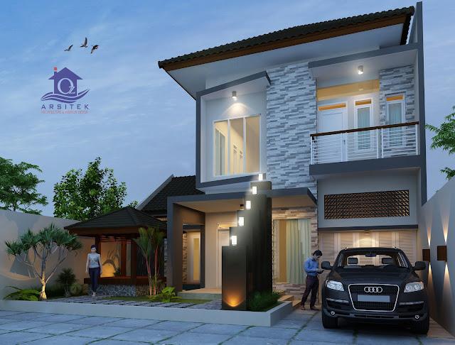 Desain Eksterior & Interior Rumah Bapak Bintang di Boyolali