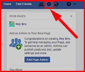 how to find archived messages on facebook chat