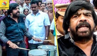 T Rajendar Emotional Song For Cauvery | Latest