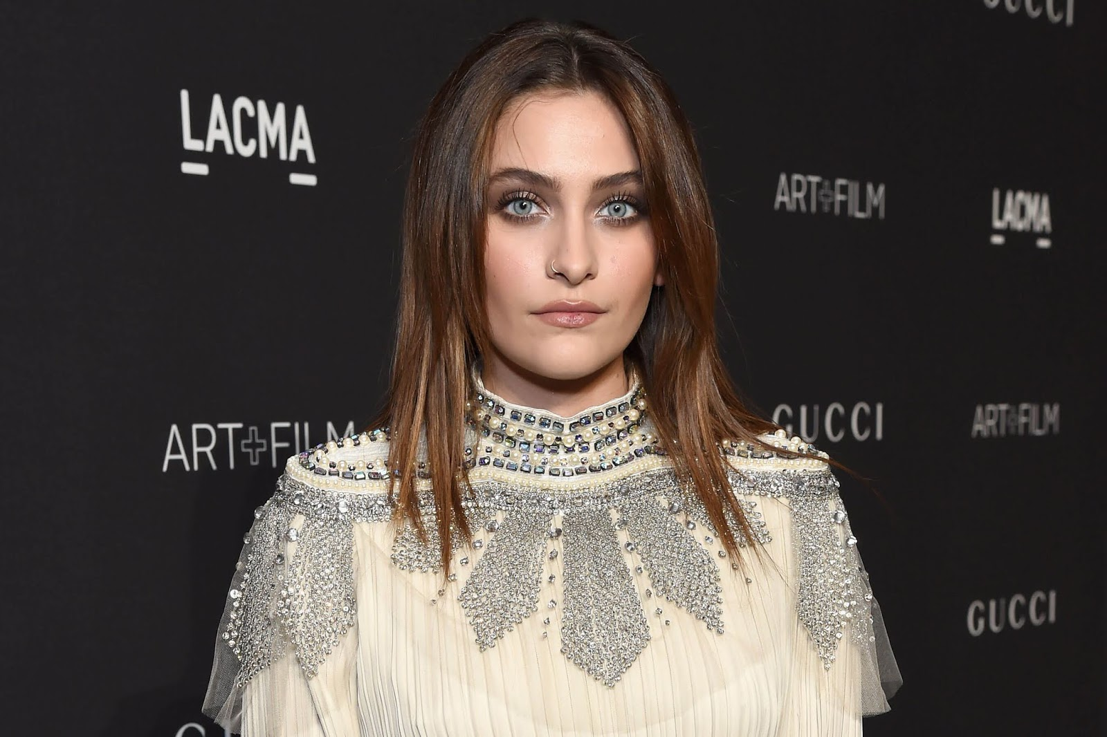 Paris Jackson denounces report of attempted suicide: 'F—ing liars'