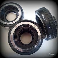 Fotografia Macro con tubos de extension.